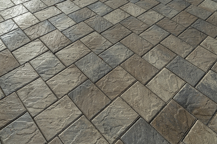 Paving stones pattern, background.
