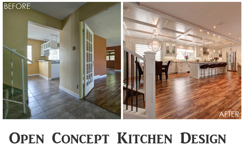 Why Does Everyone Love an Open Concept Kitchen Remodel